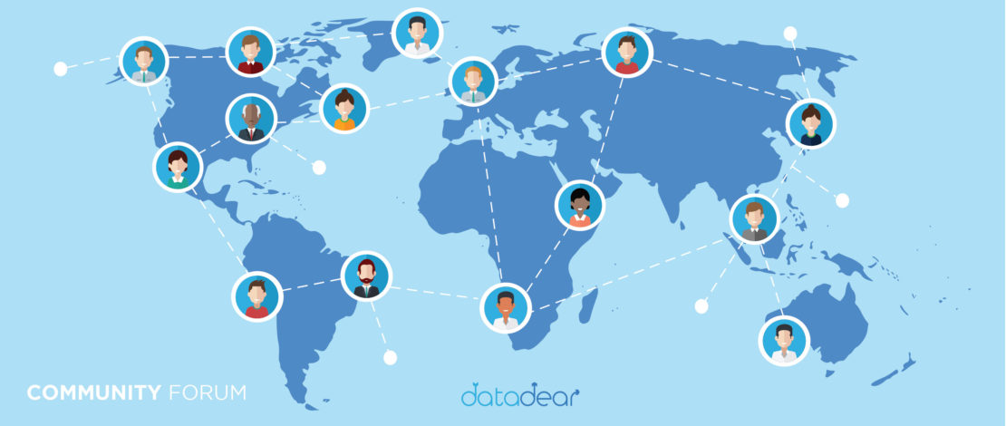 Photo of Have you checked out DataDear's new Community?